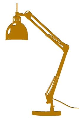 Lampada Tavolo Disegno Ginnasticalmajuventusfano