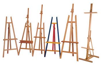 Amicucci supporti cavalletti da pittura - Cavalletto da pittore da tavolo ...
