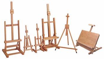 Amicucci cavalletti da pittura cavalletti da tavolo leggio - Leggio da tavolo per studiare ...