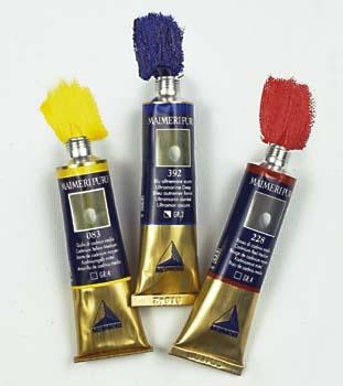 Amicucci colori ad olio fine serie maimeri colori for Colori ad olio professionali
